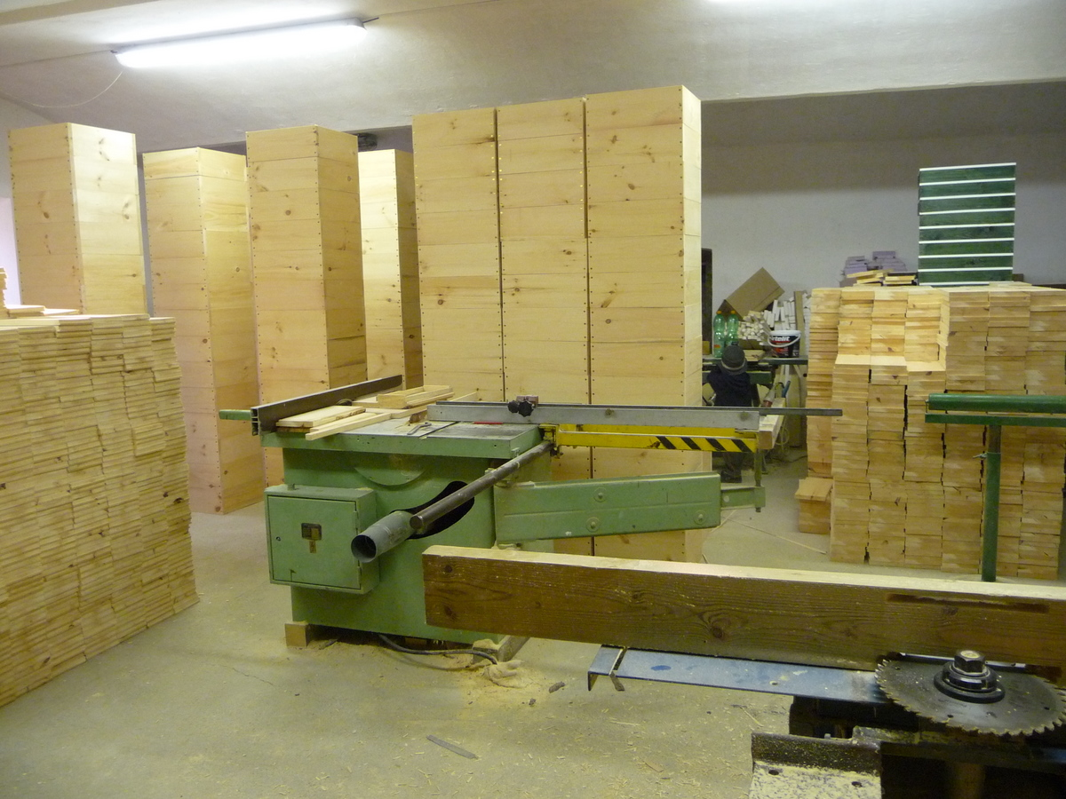 Truhlářská výroba