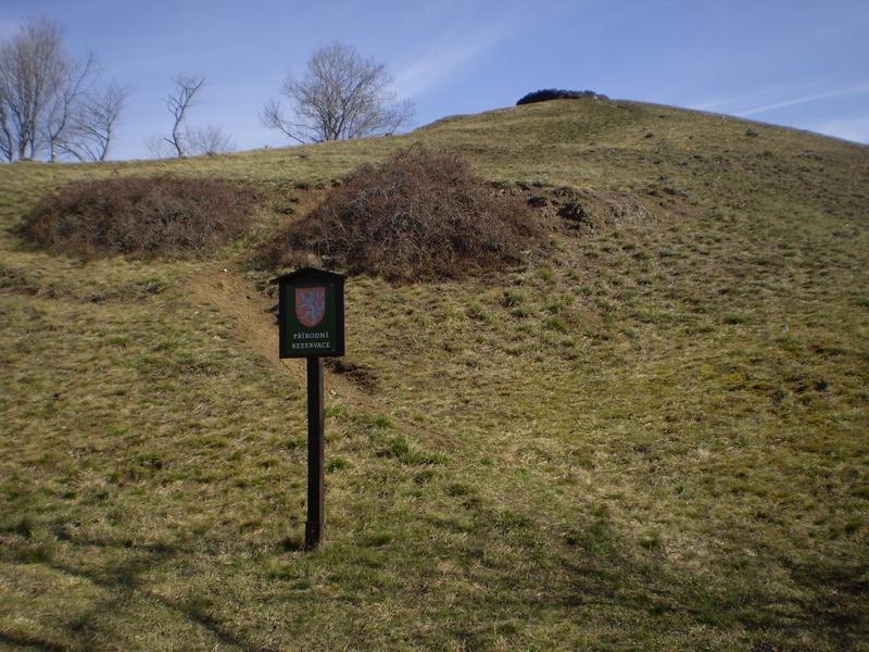 Přírodní rezervace Kopeč