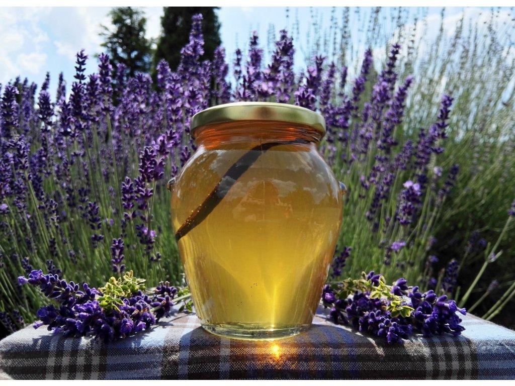 Vanilka v medu