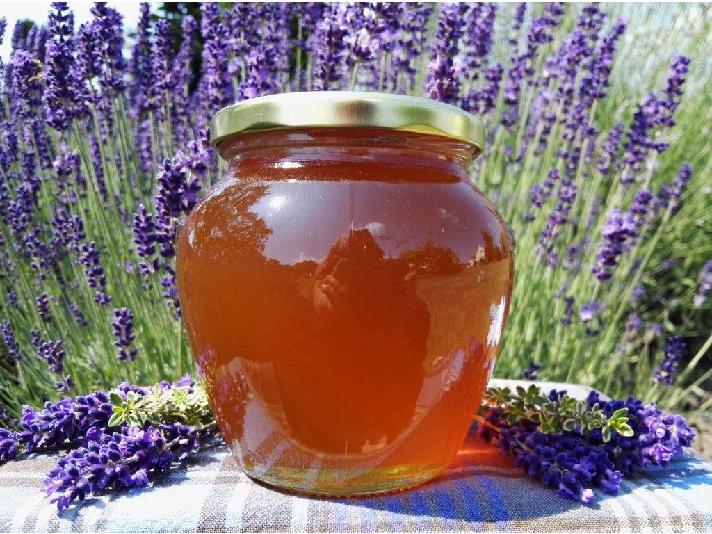 Med květový 750 g