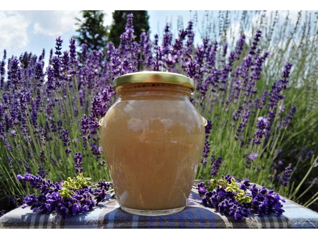 Zázvor v pastovaném medu  Zázvor v pastovaném medu