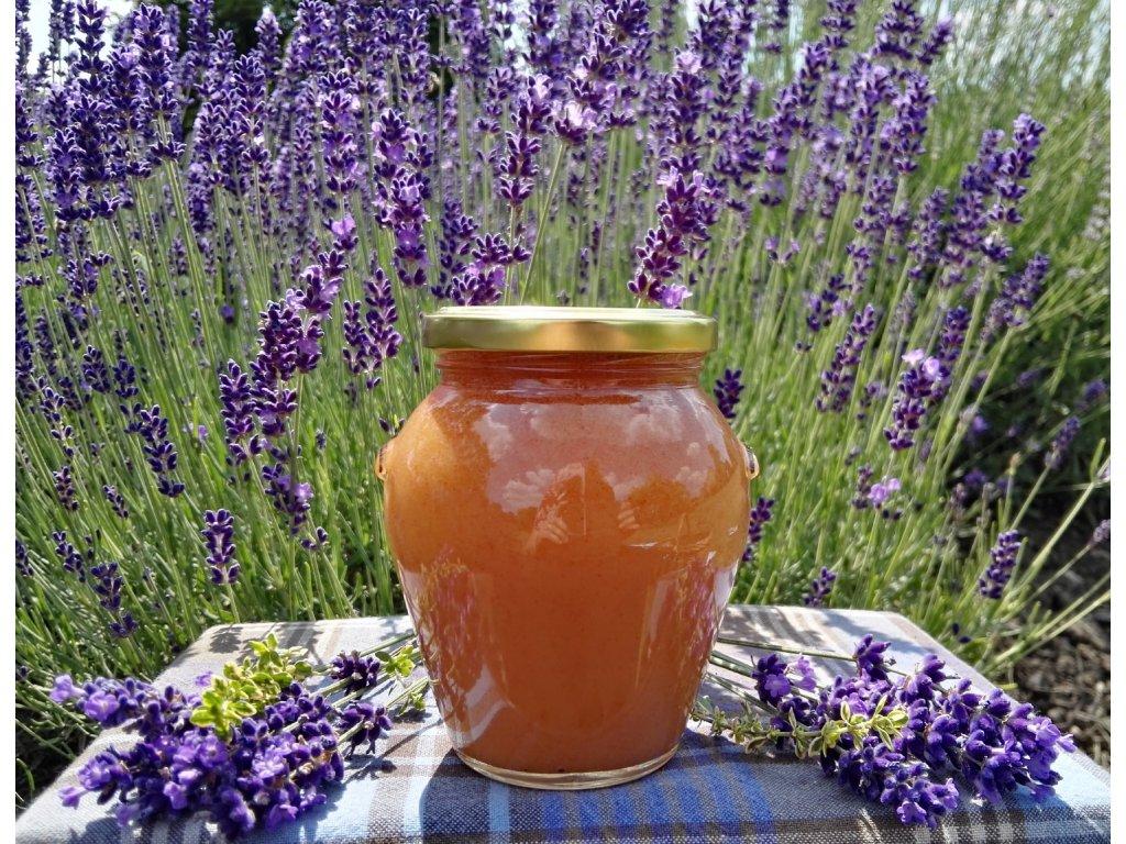 Chilli - Cayenský pepř v pastovaném medu  Chilli - Cayenský pepř v pastovaném medu