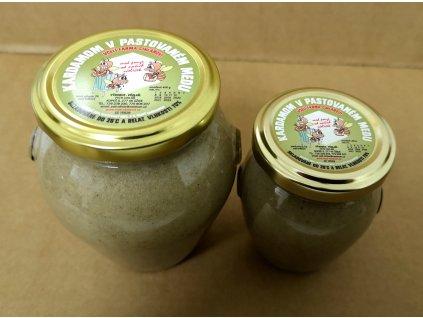 Kardamom v pastovaném medu