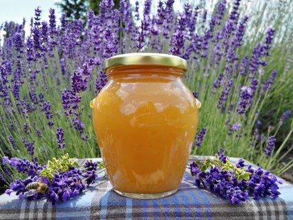 Rakytník v pastovaném medu  Rakytník v pastovaném medu