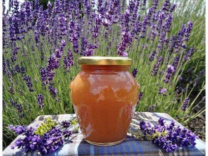 Chilli - Cayenský pepř v pastovaném medu