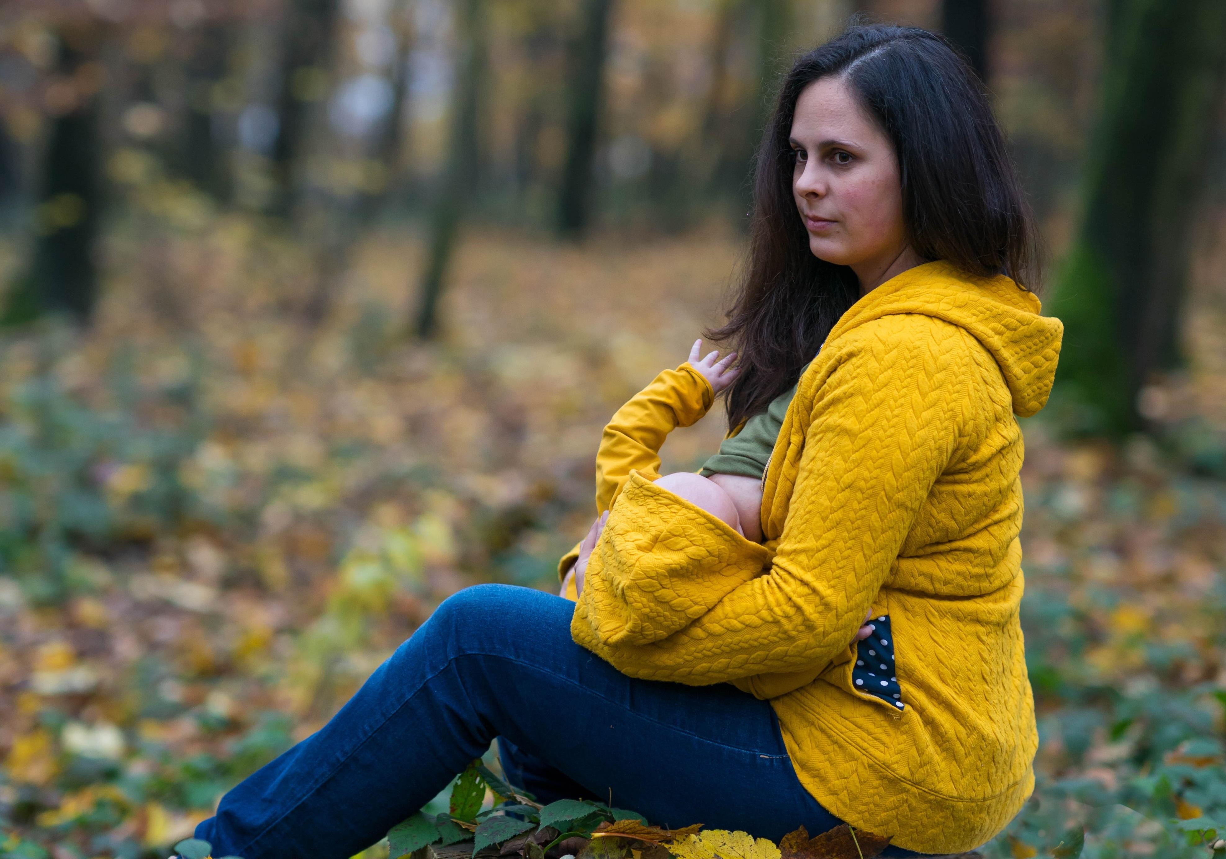 Péče o zdraví kojící ženy - doplňky stravy