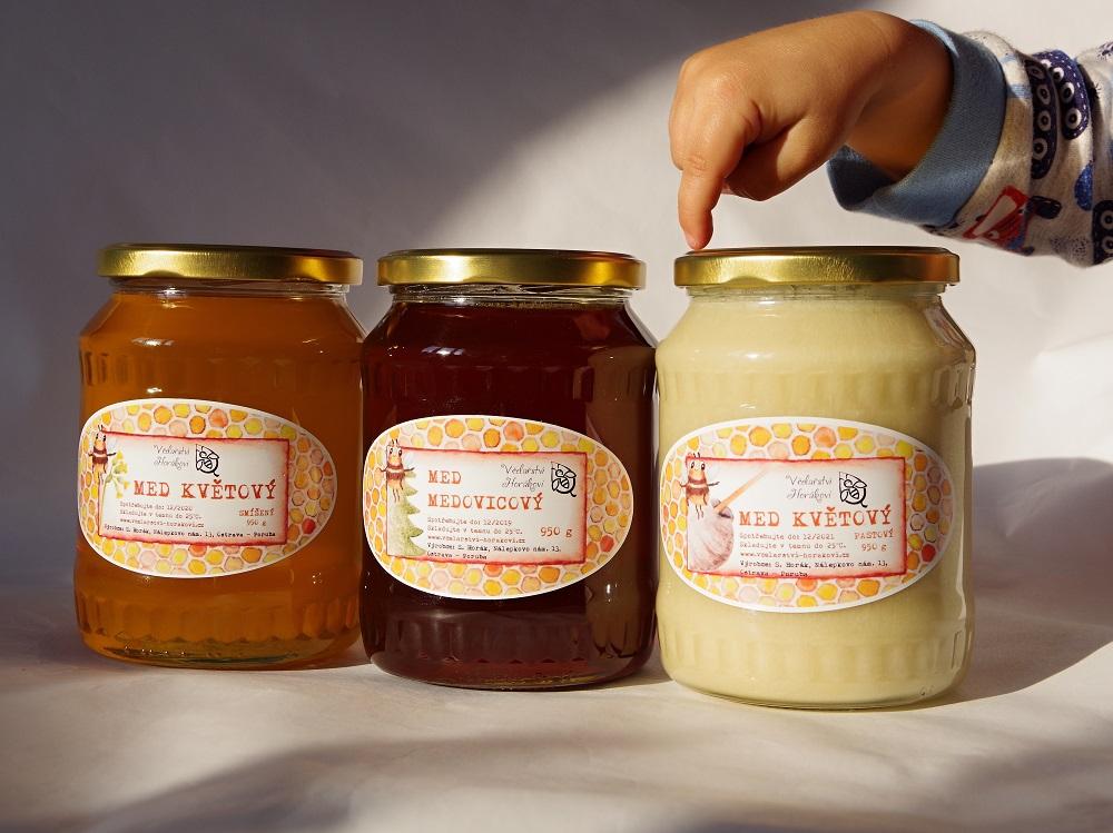 Seriál o medu - Co je to vlastně med