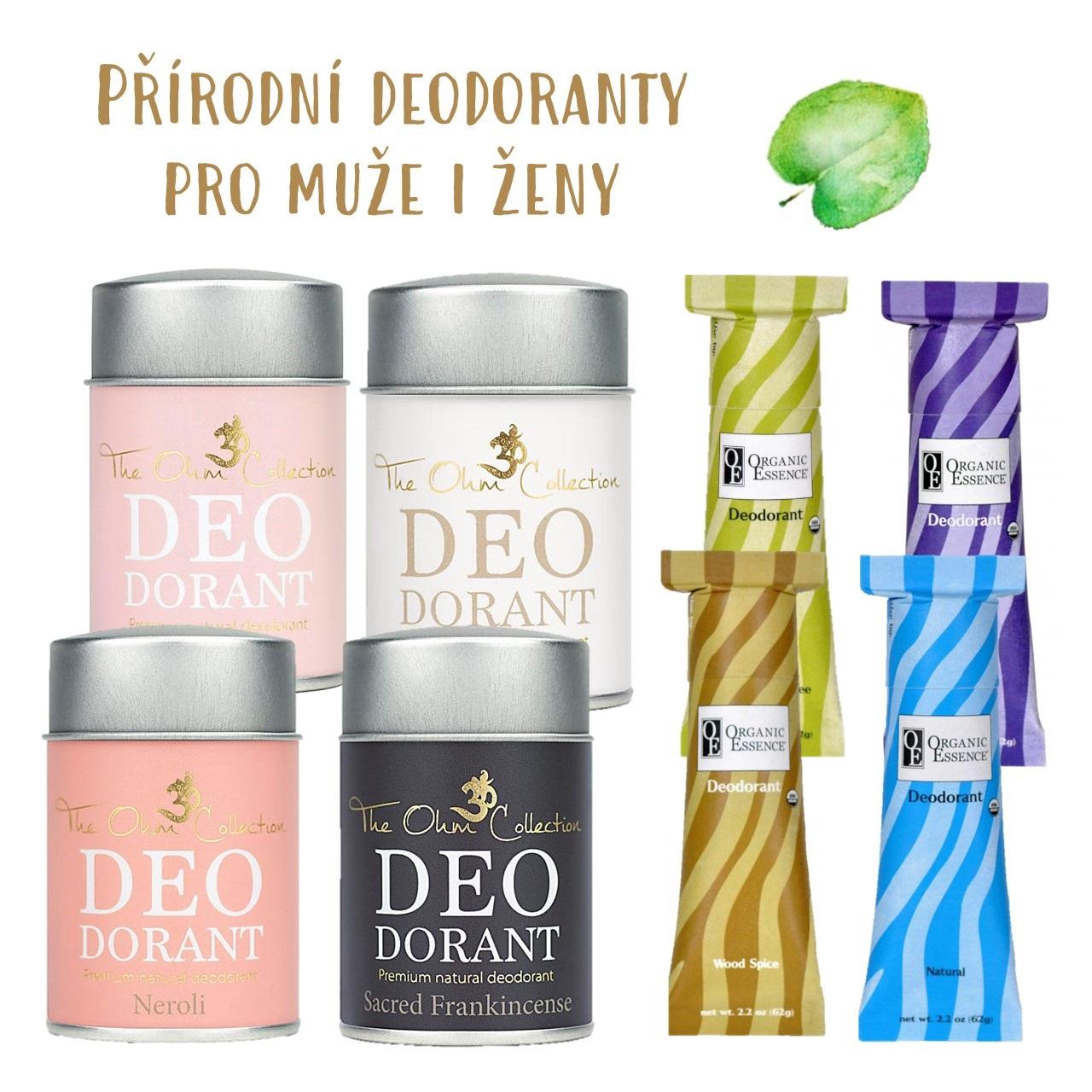 Deodoranty