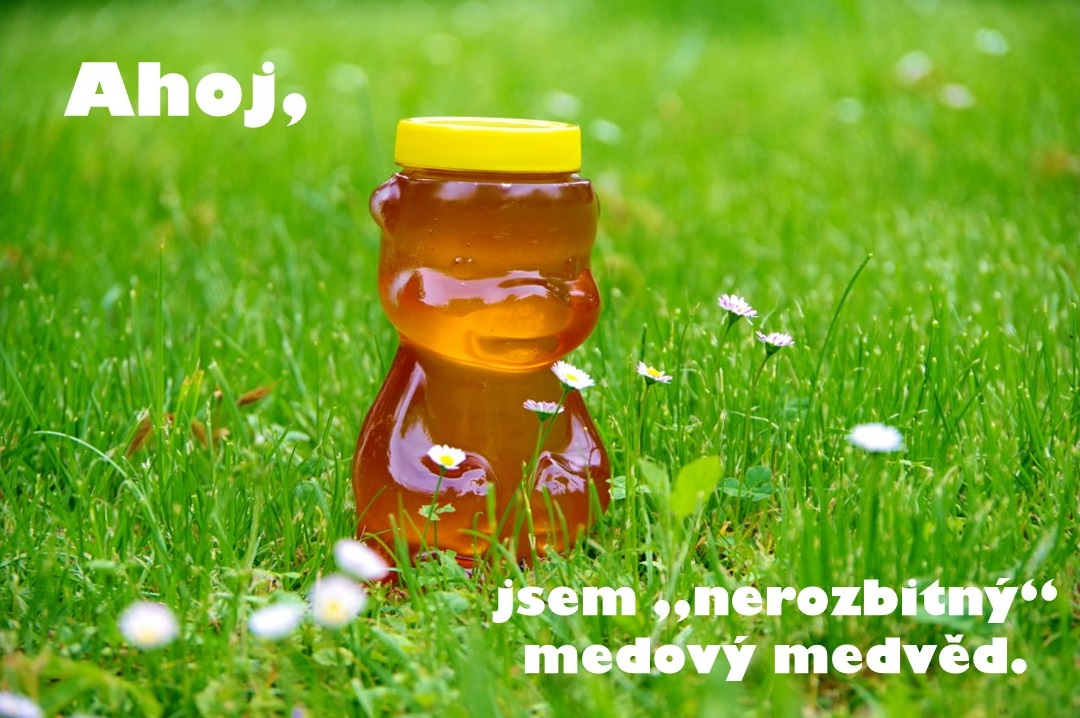Medový medvěd