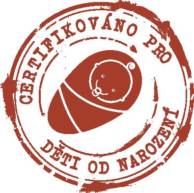 Certifikovano pro děti od narození