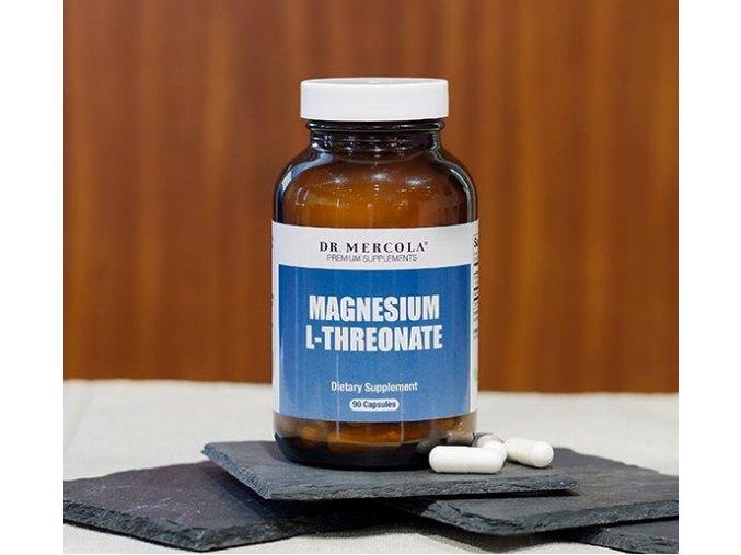 magnesium treonat 90 kapsli