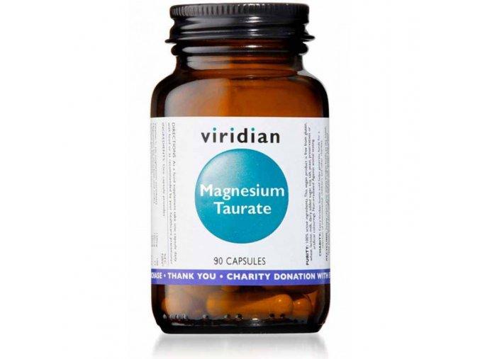 magnesium taurate 90 kapsli taurat horecnaty