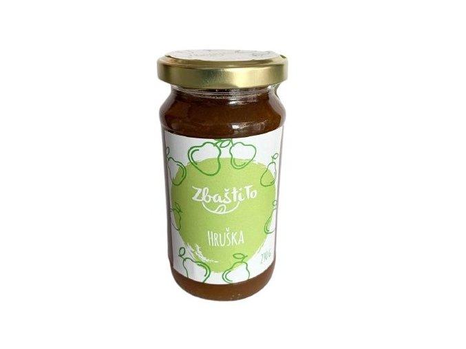 3630 zbastito marmelada hruska 230 g