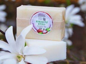 Kokosové mýdlo Medarek