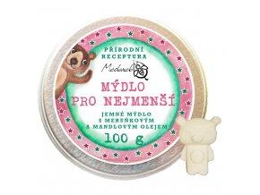 Mýdlo pro nejmenší medvídci Medarek