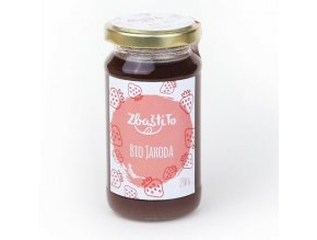 3048 1 zbastito marmelada jahoda 230 g