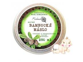 Medarek Bambucké máslo