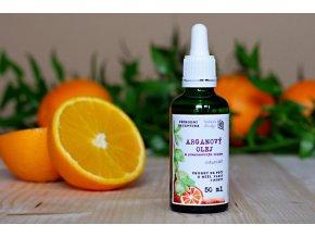 Arganovy olej medarek