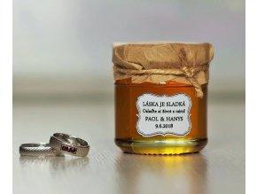 Svatební medík (2)