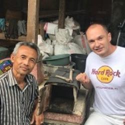 Včelárenie a permakultúra v Indonézii