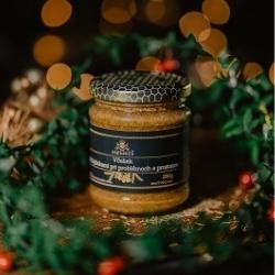 Med a bylinky - unikátna kombinácia na prostatu