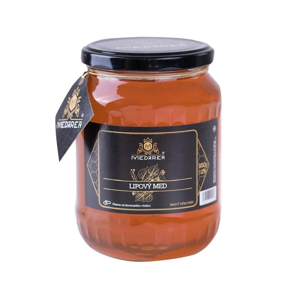Lipový med   Medáreň