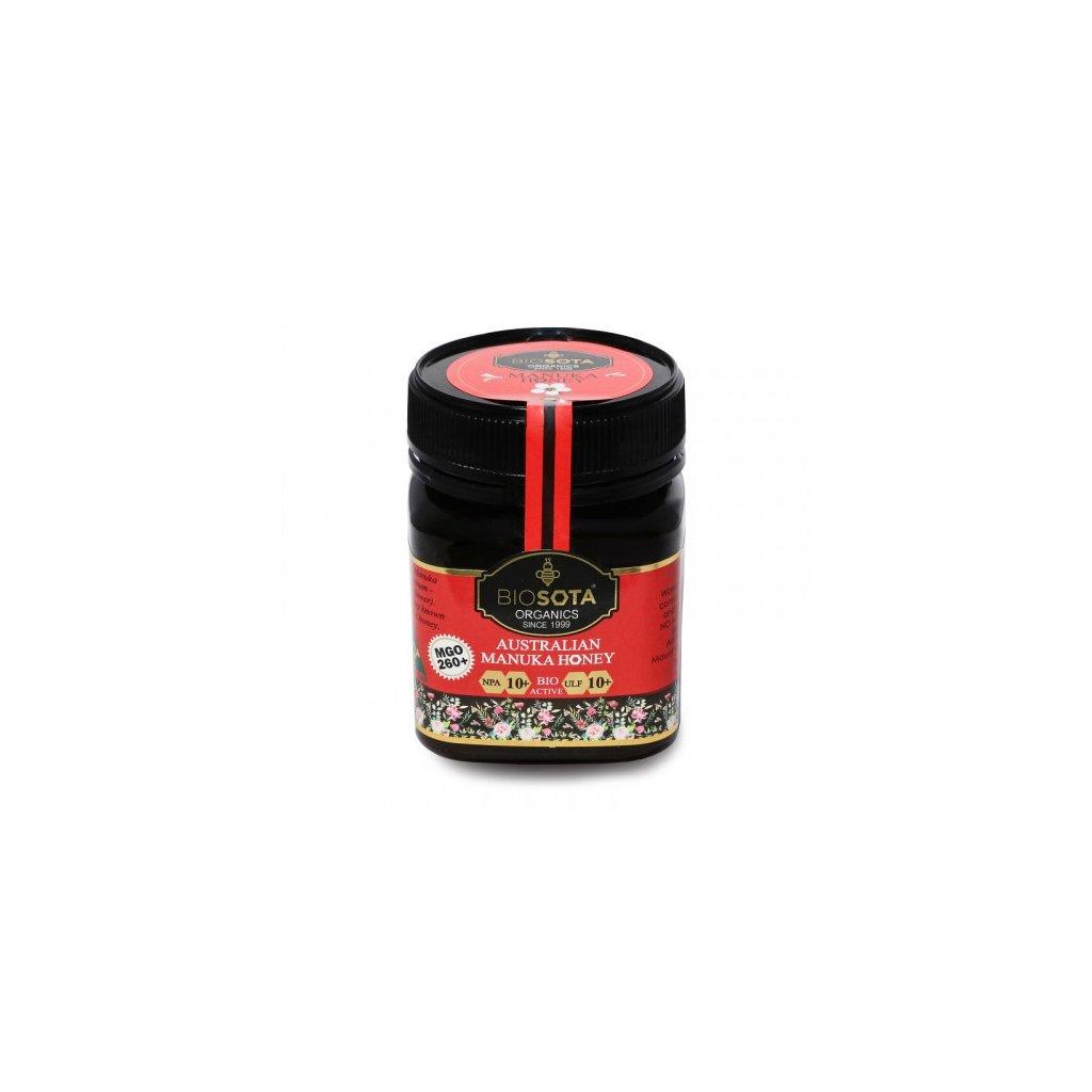 Manuka med (MGO 260+) NPA 10+ (500g)