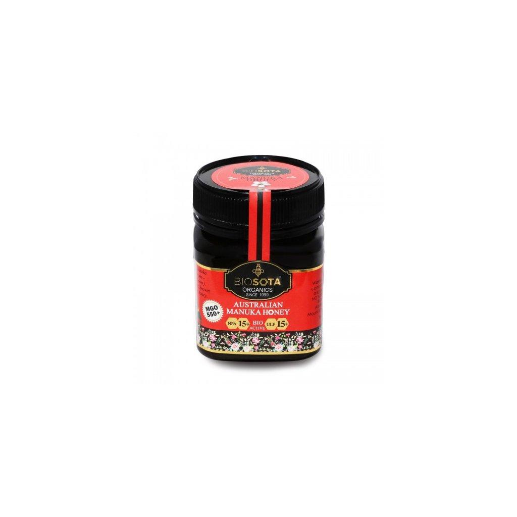 Manuka med  (MGO 550+) NPA 15+ (250g)