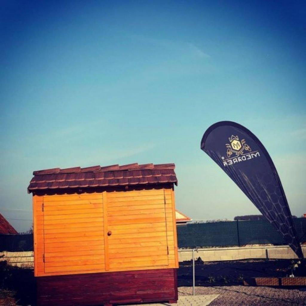 Včelia sauna - Medáreň