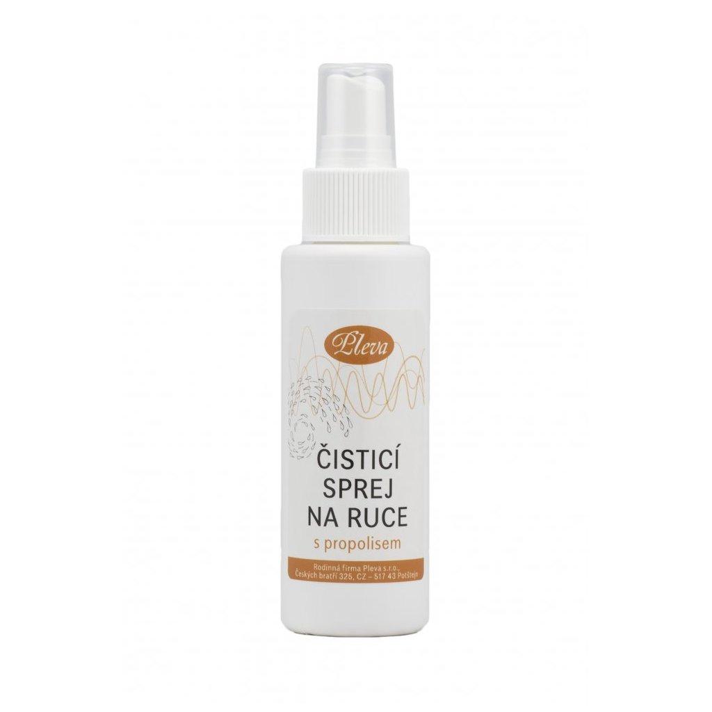 Čistiaci sprej na ruky s propolisom 95g