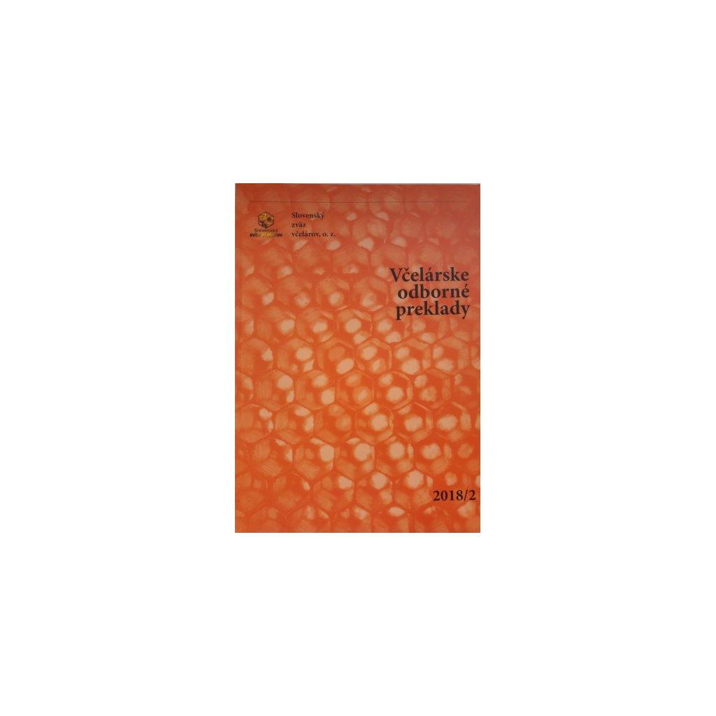 Včelárske odborné preklady 2/2018