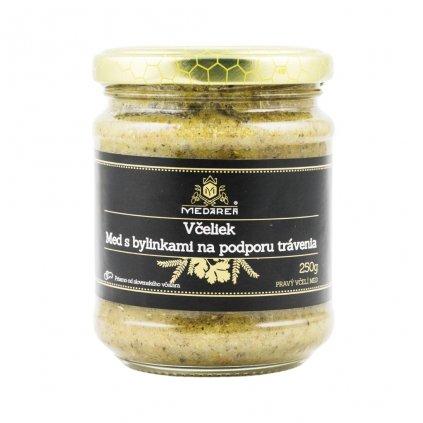 Med s bylinkami na podporu trávenia | Medáreň