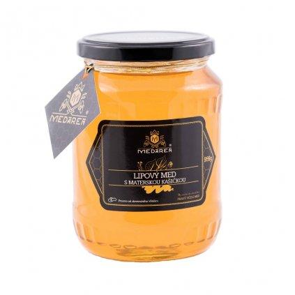 Lipový med - Medáreň