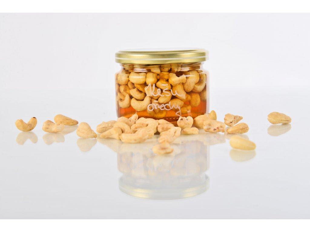 Kešu ořechy  Přírodní zdroj hořčíku