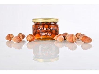 Lískové ořechy  Prevence srdečních chorob