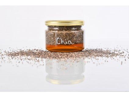 Chia v medu  Aztécký poklad