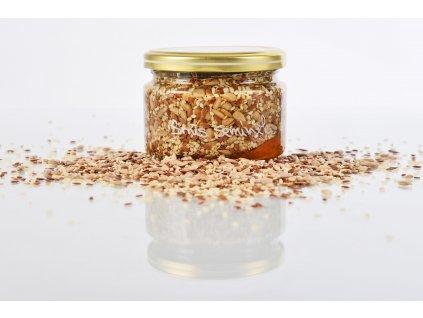 Semínka v medu  Zdravé zobání bez výčitek