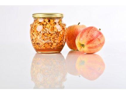 Jablka v medu  Jedinečné spojení chutí
