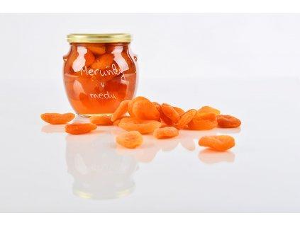 Meruňky v medu  Zdravá pochoutka s betakarotenem