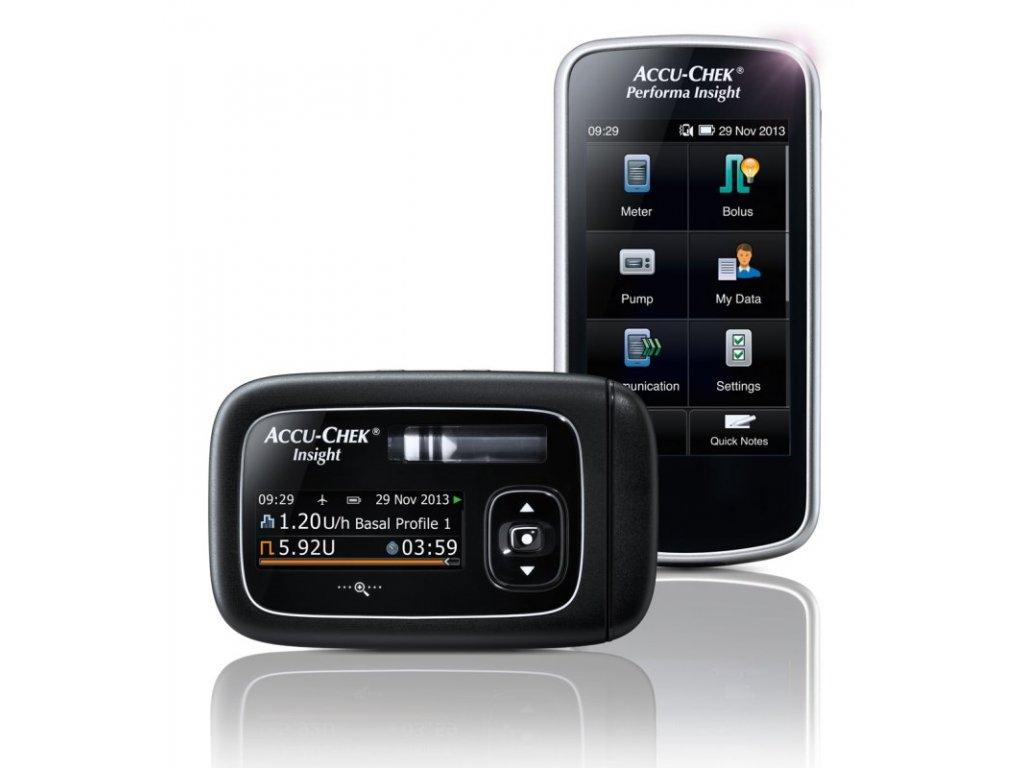 Accu-Chek® Insight pumpa