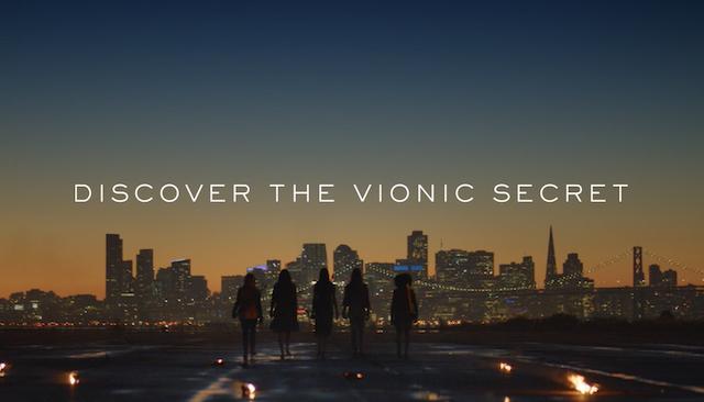 Objevte tajemství VIONIC