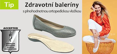 Zdravotní baleríny