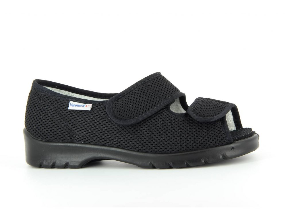 Terapeutická obuv Varomed Istanbul - černá