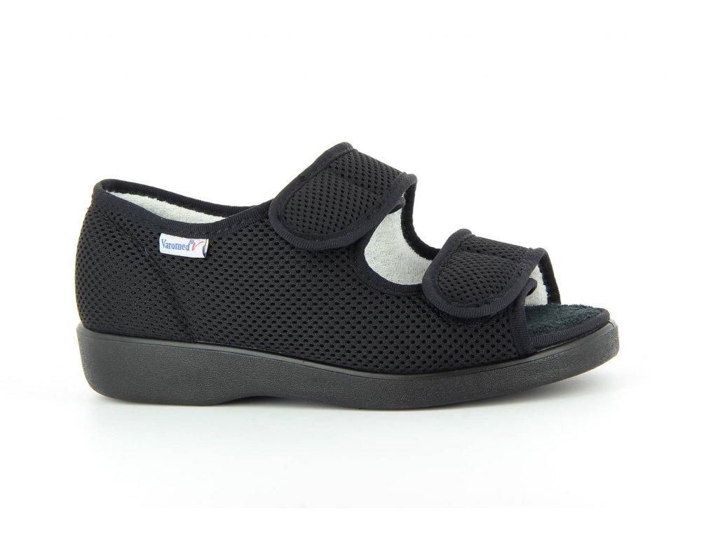 Terapeutická obuv Varomed Göteborg - černá