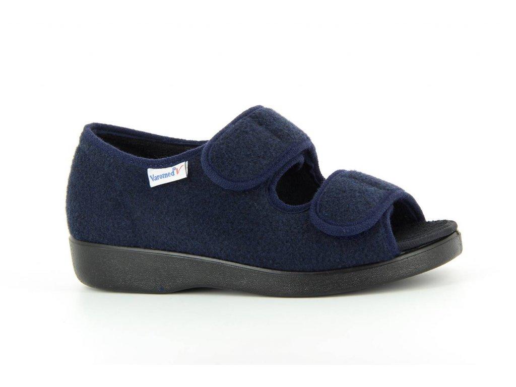 Terapeutická obuv Varomed Stockholm - námořnická modř