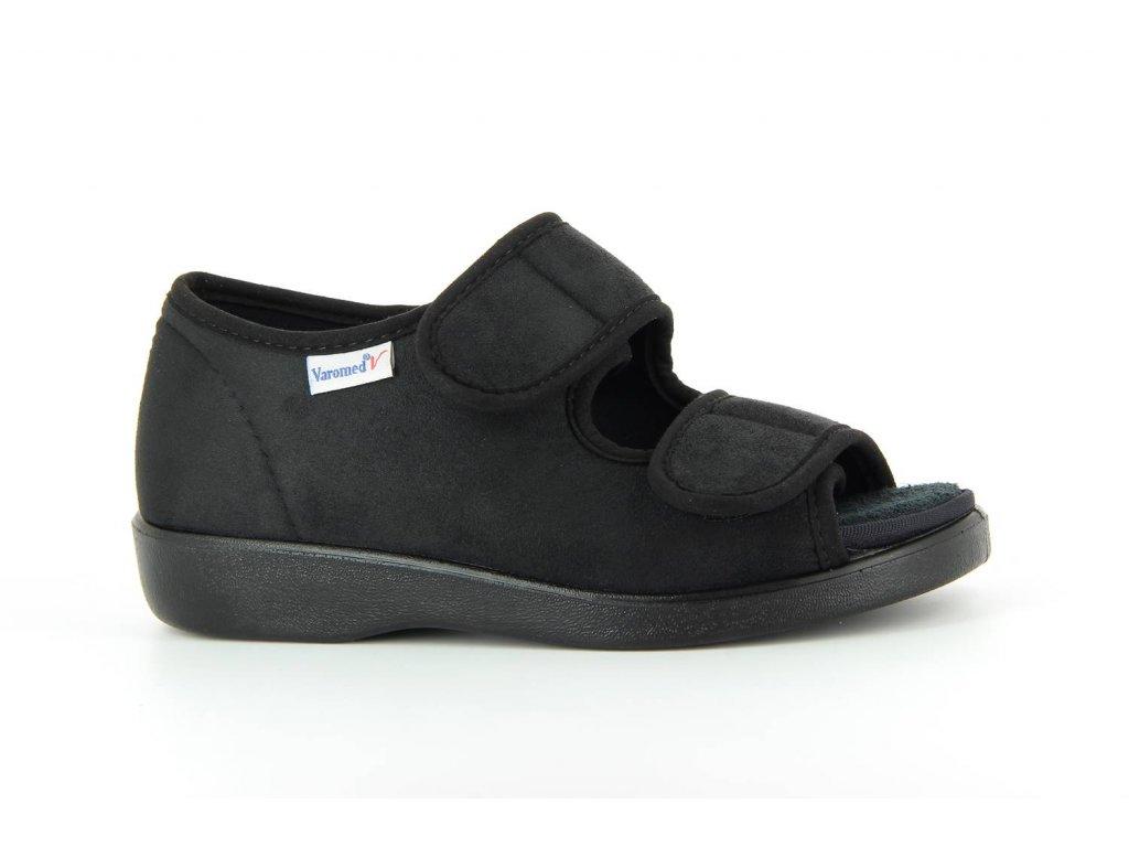 Terapeutická obuv Varomed Malmö - černá