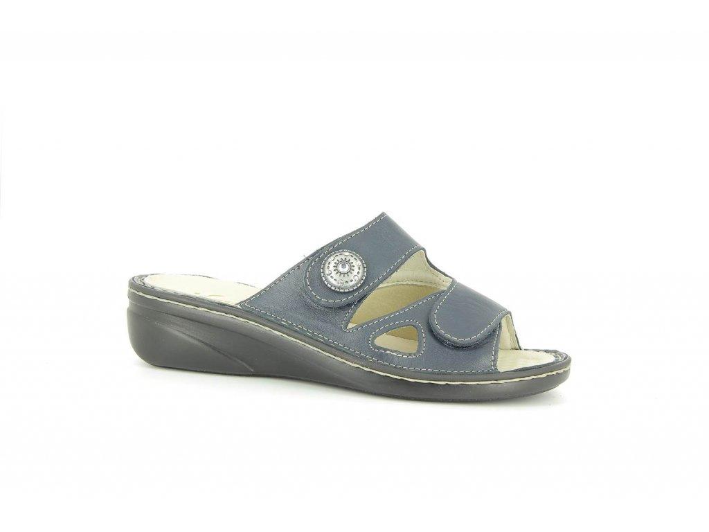 Terapeutická obuv Varomed Maria - námořnická modř