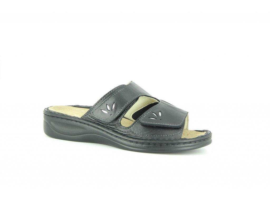 Terapeutická obuv Varomed Mia - černá