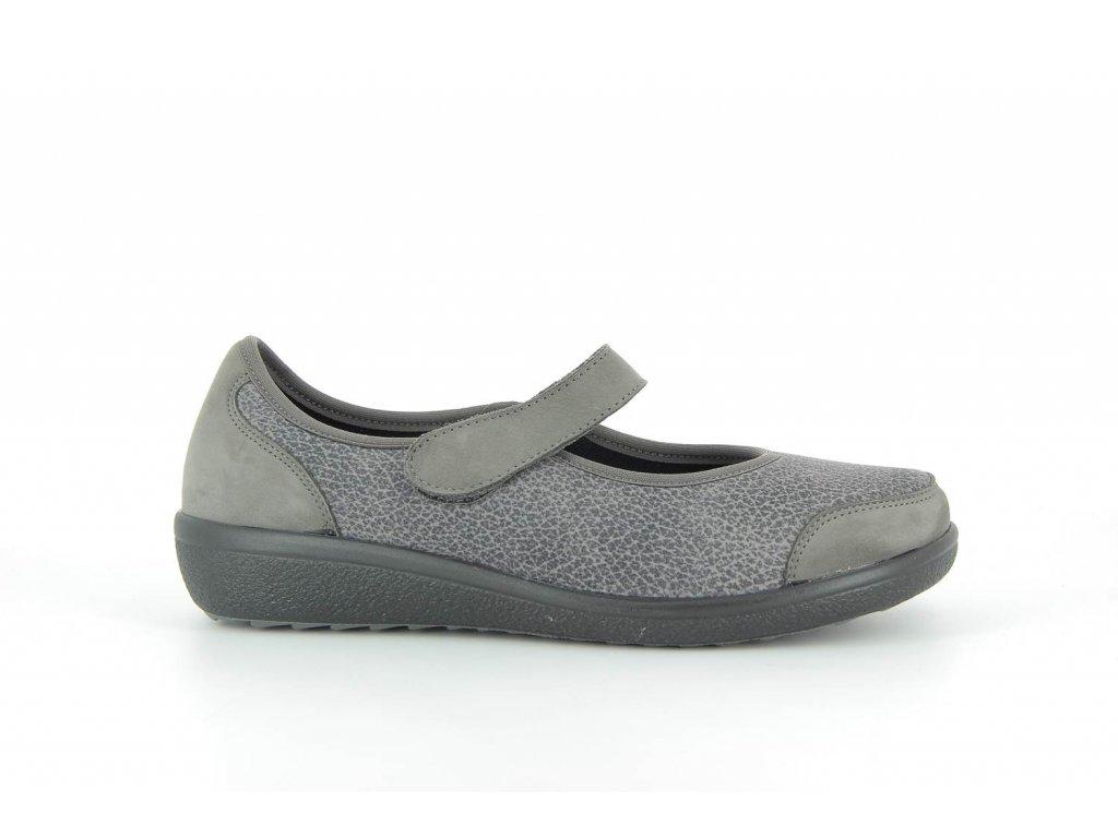 Terapeutická obuv Varomed Sevilla - šedá