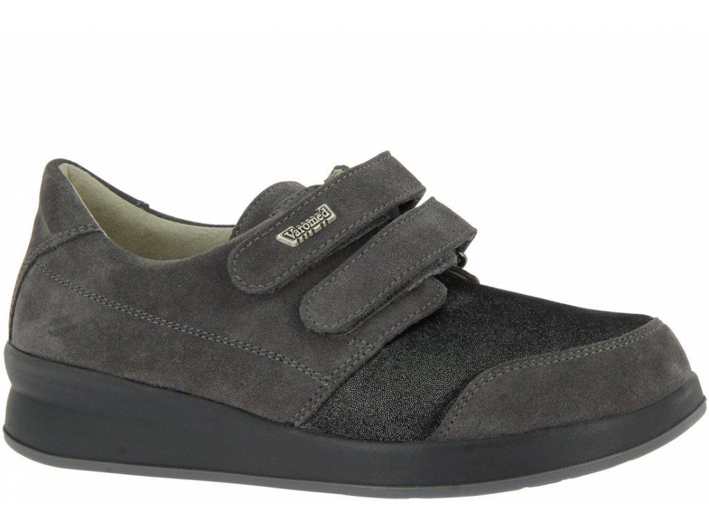 Terapeutická obuv Varomed Maastricht - šedá